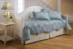 Augusta Beadboard Cottage Daybed in White