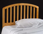 Carolina Headboard (Country Pine Finish)