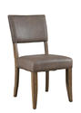 Charleston Parson Dining Chair - Set of 2 (Desert Tan Finish)