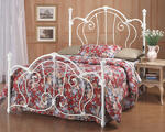 Cherie Bed (Ivory Finish)