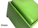 Contemporary Storage Ottoman with Tray (Green) - [LC530OTLEGR] 2