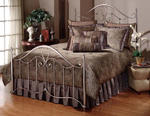 Doheny Headboard (Antique Pewter Finish)