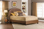 Durango Bed (Weathered Brown Faux Leather)