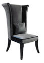 Mad Hatter Dining Chair (Rich Gray Velvet)