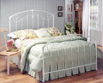 Maddie Headboard (Glossy White Finish)