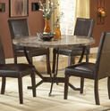 Monaco Dining Table (Matte Espresso Finish)