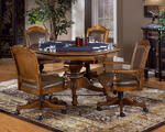 Nassau Game Table (Brown Finish)