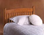 Oak Tree Headboard (Medium Oak Finish)