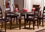 Park Avenue Dining Table  (Dark Cherry)