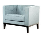 Roxbury Arm Chair (Spa Blue)