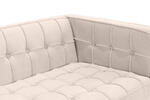 Roxbury Tufted Sofa (Cream) - [LC10103CR] 2