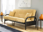 Saturn Futon (Black Finish)