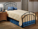 Vancouver Bed (Antique Brown Finish)