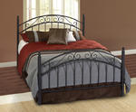 Willow Headboard (Textured Black Finish)