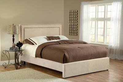 Amber Bed (Buckwheat Finish)