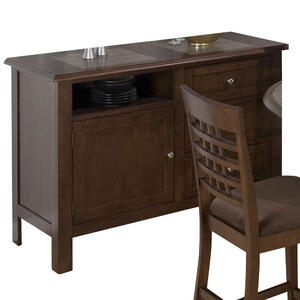 Caleb Brown Server with Tile Top - [976-95]