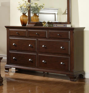 Canton Dresser (Cherry Finish) - [CN600DR]