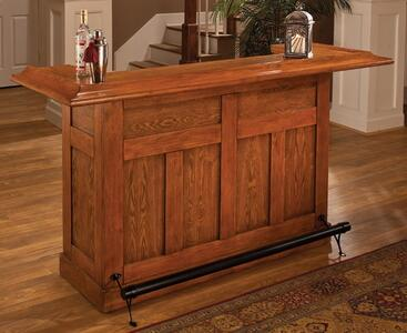 Classic Large Bar (Oak Finish) - [62576AOAK]