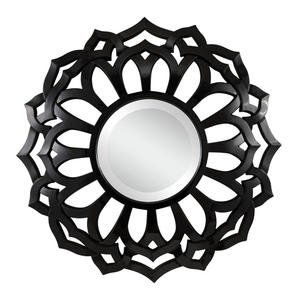 Covington Mirror (Glossy Black) - 32