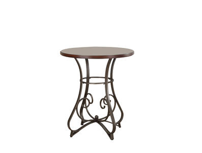 Hamilton Pub Table (Medium Cherry) - [697-404]