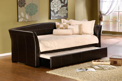 Montgomery Daybed (Brown Finish) - [1560DBT]