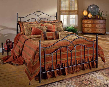 Oklahoma Headboard (Bronze Finish)