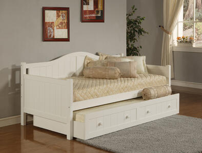 Staci Daybed (White Finish)