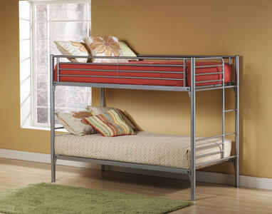 Universal Bunk Bed (Silver Finish) - [1178-012]
