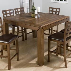 Wenatchee Falls Walnut Counter Height Table - [737-54]